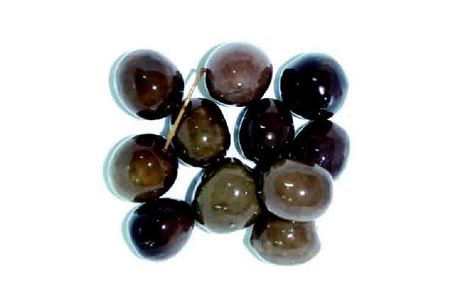 olive greche al naturale