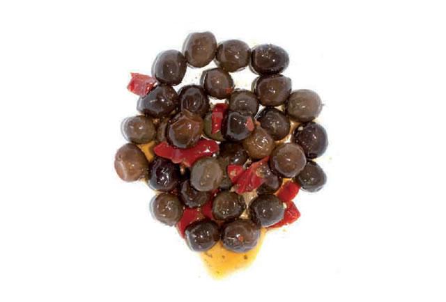 olive greche condite