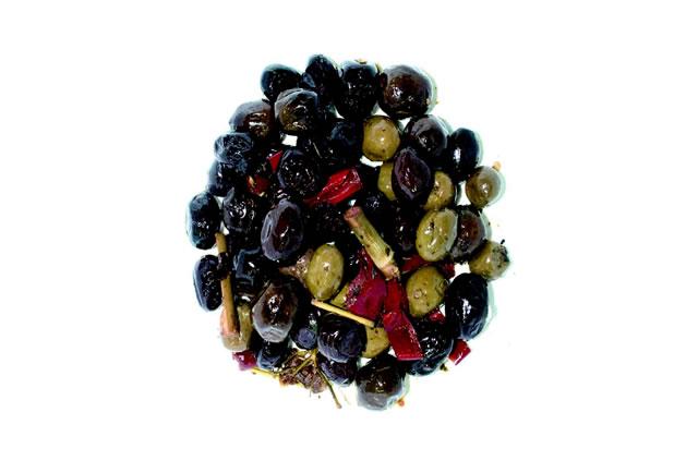 olive trittico